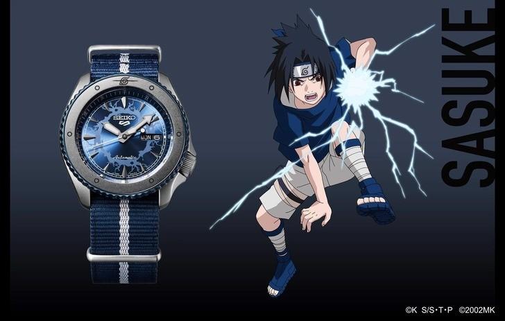 Đồng hồ Seiko SRPF69K1: Sự mạnh mẽ và lạnh lùng như Sasuke - Ảnh 1