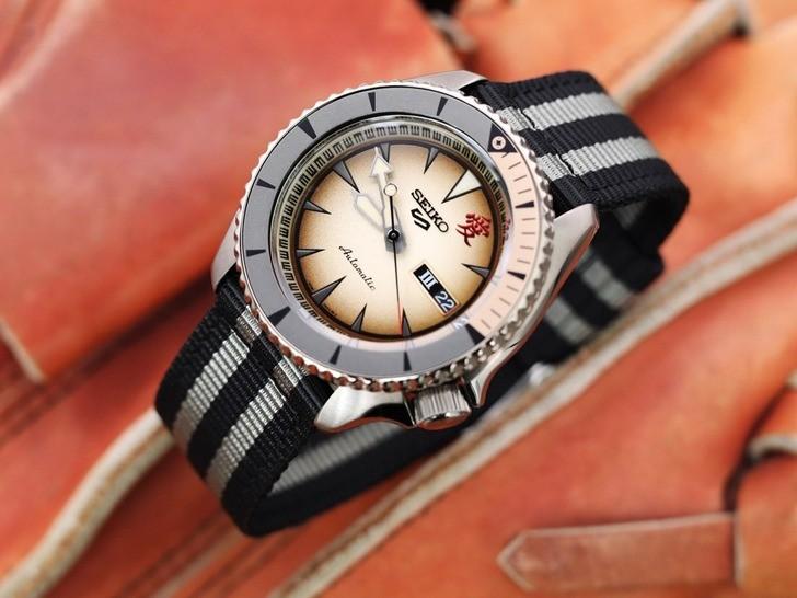 Đồng hồ Seiko SRPF71K1 Automatic, trữ cót lên đến 40 giờ - Ảnh 5