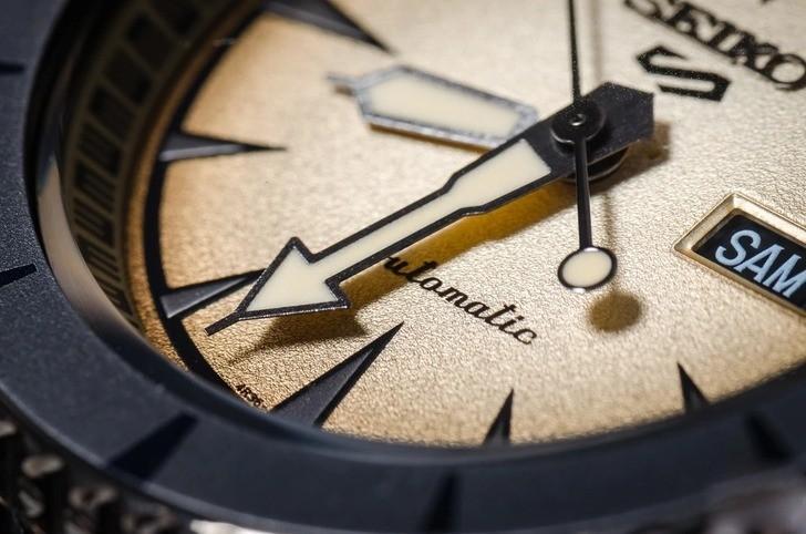 Đồng hồ Seiko SRPF71K1 Automatic, trữ cót lên đến 40 giờ - Ảnh 6