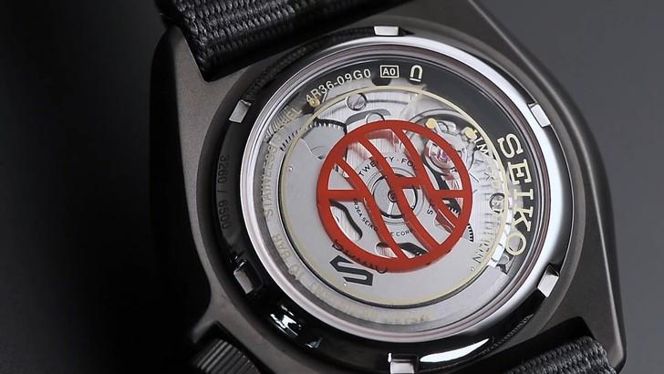 Đồng hồ Seiko SRPF75K1: Dấu ấn đến từ quân sư Shikamaru - Ảnh 5