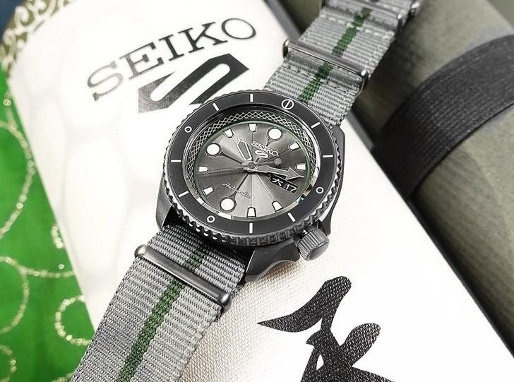 Đồng hồ Seiko SRPF75K1: Dấu ấn đến từ quân sư Shikamaru - Ảnh 6