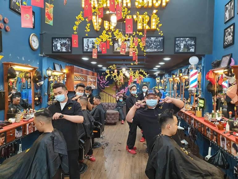 Barber shop là gì? Top 15 Barber Shop nổi tiếng nhất hiện nay - Ảnh: 10