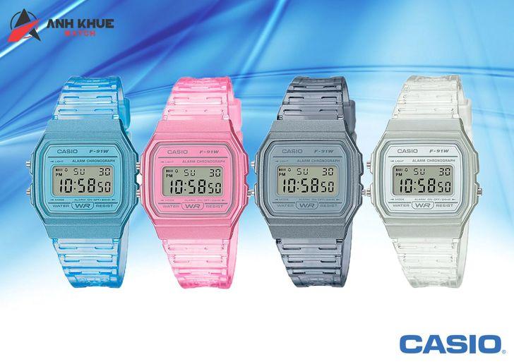 10 mẫu đồng hồ Casio huyền thoại bán chạy nhất mọi thời đại - Ảnh: 1