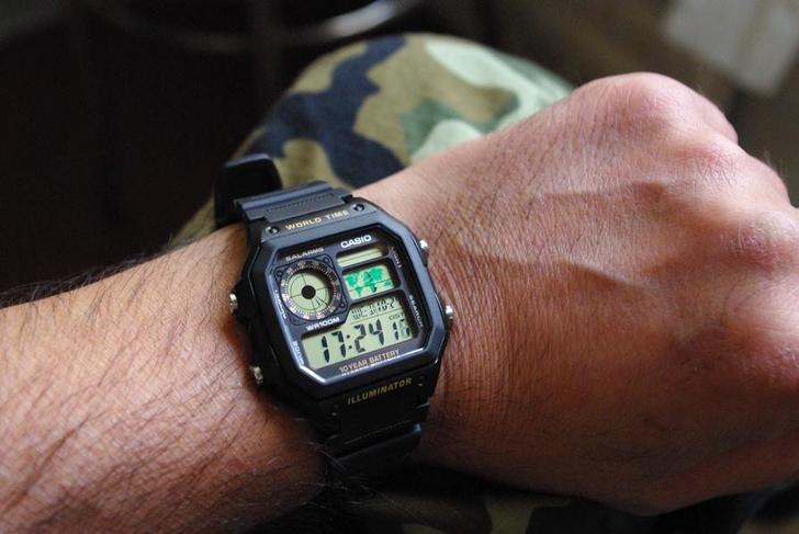 10 mẫu đồng hồ Casio huyền thoại bán chạy nhất mọi thời đại - Ảnh: 3
