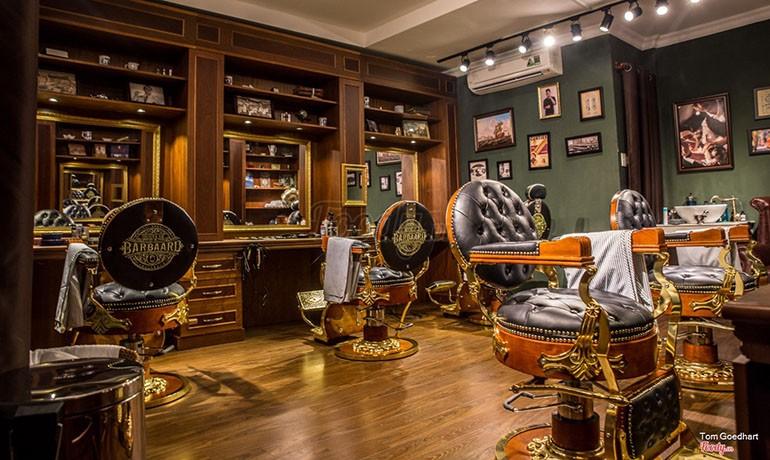Barber shop là gì? Top 15 Barber Shop nổi tiếng nhất hiện nay - Ảnh: 13
