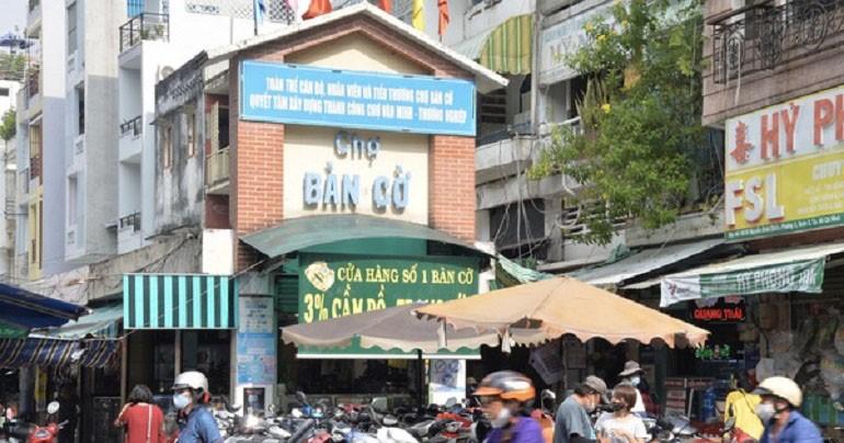 15 chợ đồ cũ nổi tiếng, lâu đời nhất tại Sài Gòn hiện nay - Ảnh: 14