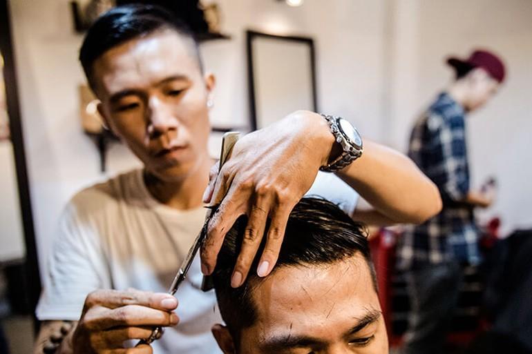 Barber shop là gì? Top 15 Barber Shop nổi tiếng nhất hiện nay - Ảnh: 14