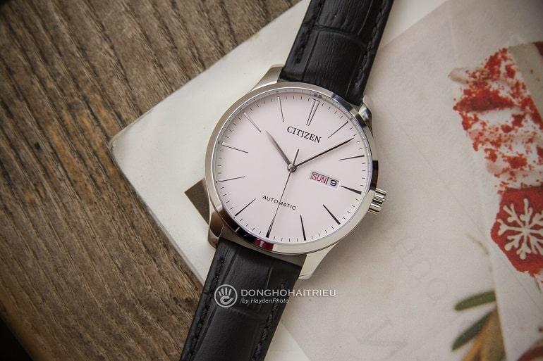 15 mẫu đồng hồ cơ nam đẹp, trữ cót 40 - 80 giờ bán chạy nhất - Ảnh: 11
