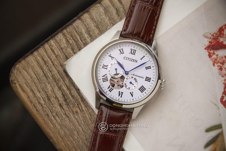 15 mẫu đồng hồ cơ nam đẹp, trữ cót 40 - 80 giờ bán chạy nhất - Ảnh: 13