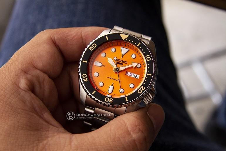 15 mẫu đồng hồ cơ nam đẹp, trữ cót 40 - 80 giờ bán chạy nhất - Ảnh: 15