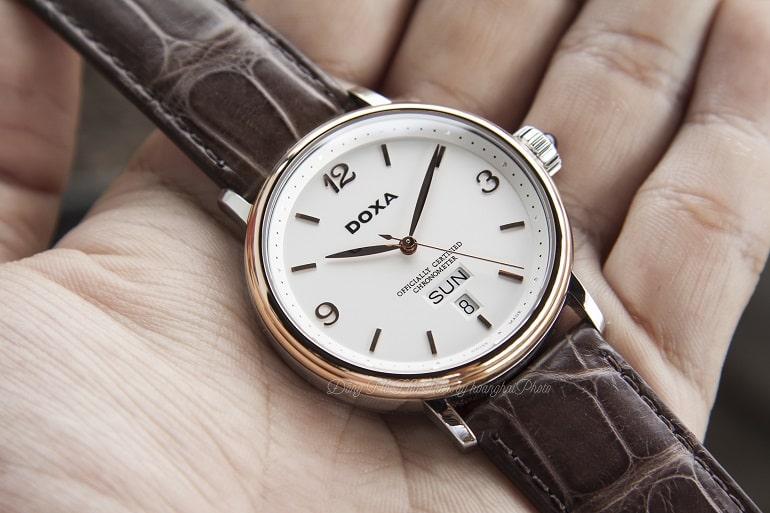 15 mẫu đồng hồ cơ nam đẹp, trữ cót 40 - 80 giờ bán chạy nhất - Ảnh: 20