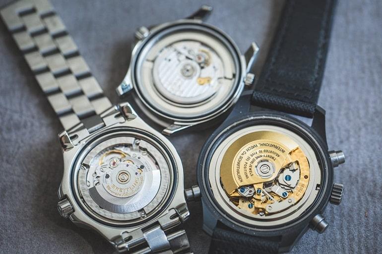 15 mẫu đồng hồ cơ nam giá rẻ, trữ cót 40 - 80 giờ bán chạy nhất - Ảnh: 4