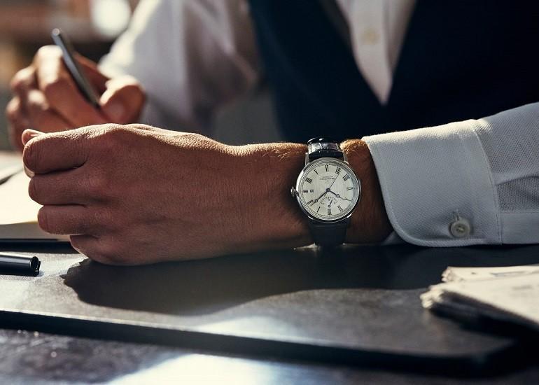 15 mẫu đồng hồ cơ nam đẹp, trữ cót 40 - 80 giờ bán chạy nhất - Ảnh: 5