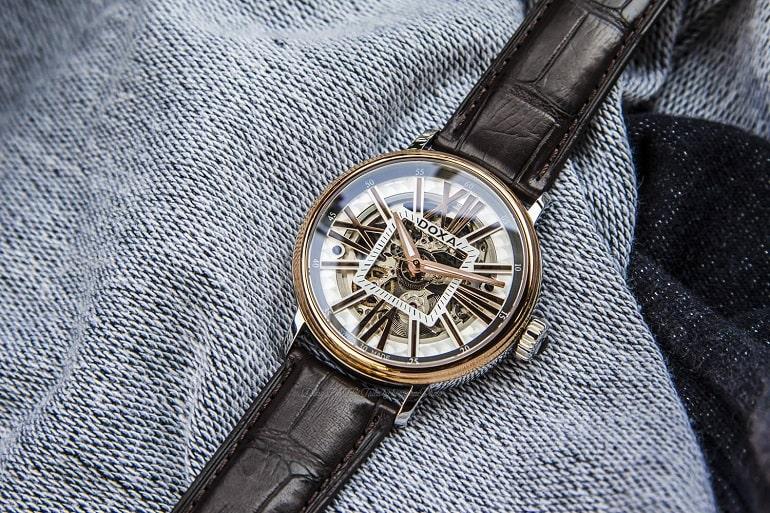 15 những mẫu đồng hồ cơ nam đẹp, trữ cót 40 - 80 giờ bán chạy nhất - Ảnh: 6