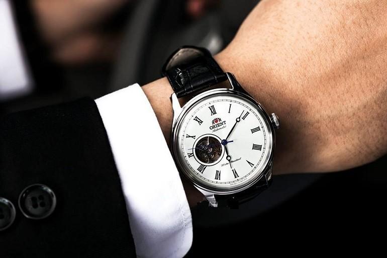 15 các mẫu đồng hồ cơ nam đẹp, trữ cót 40 - 80 giờ bán chạy nhất - Ảnh: 9
