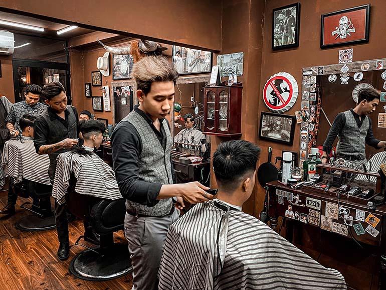 Barber shop là gì? Top 15 Barber Shop nổi tiếng nhất hiện nay - Ảnh: 16