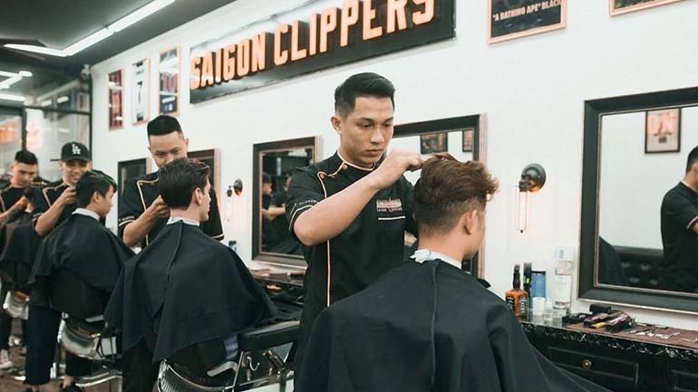 Barber shop là gì? Top 15 Barber Shop nổi tiếng nhất hiện nay - Ảnh: 17