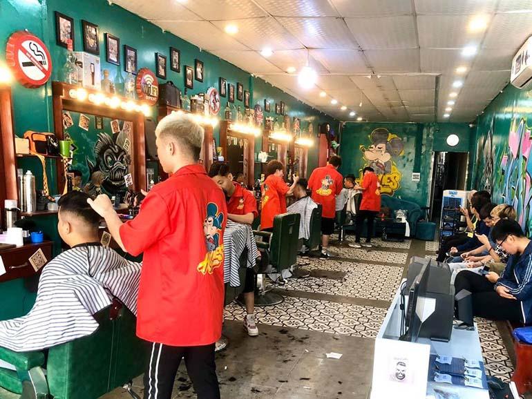 Barber shop là gì? Top 15 Barber Shop nổi tiếng nhất hiện nay - Ảnh: 18