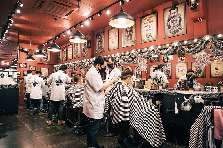 Barber shop là gì? Top 15 Barber Shop nổi tiếng nhất hiện nay - Ảnh: 2