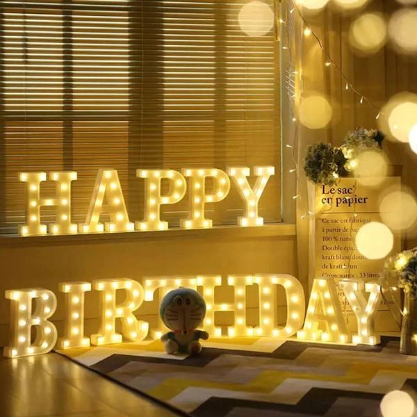 TOP 15 món phụ kiện trang trí sinh nhật không thể thiếu - Ảnh: 28