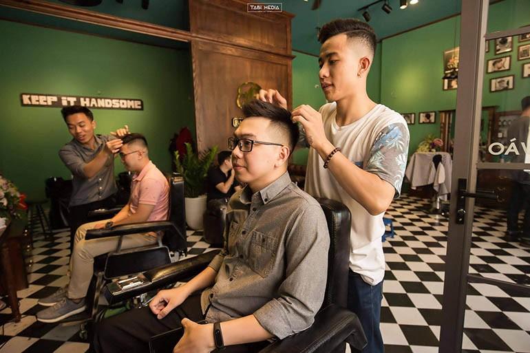 Barber shop là gì? Top 15 Barber Shop nổi tiếng nhất hiện nay - Ảnh: 3