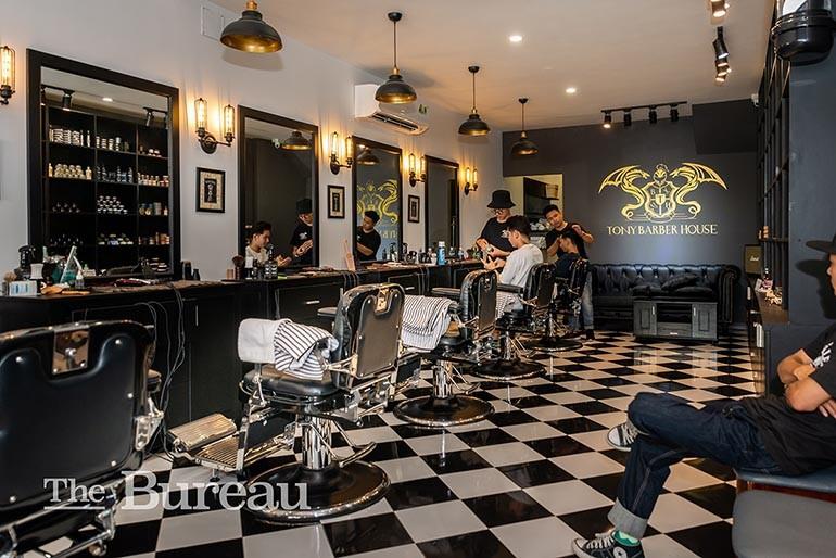 Barber shop là gì? Top 15 Barber Shop nổi tiếng nhất hiện nay - Ảnh: 5