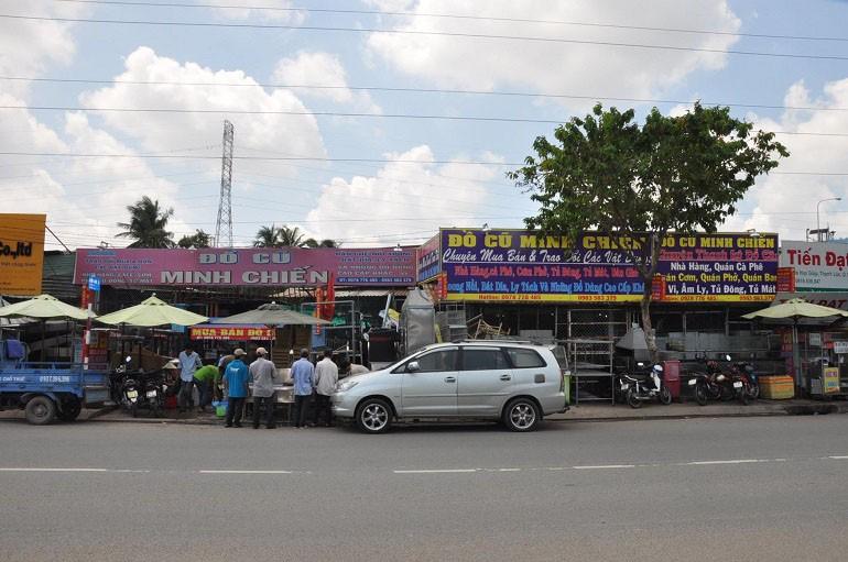 15 chợ đồ cũ nổi tiếng, lâu đời nhất tại Sài Gòn hiện nay - Ảnh: 6
