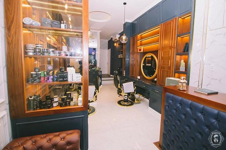 Barber shop là gì? Top 15 Barber Shop nổi tiếng nhất hiện nay - Ảnh: 6