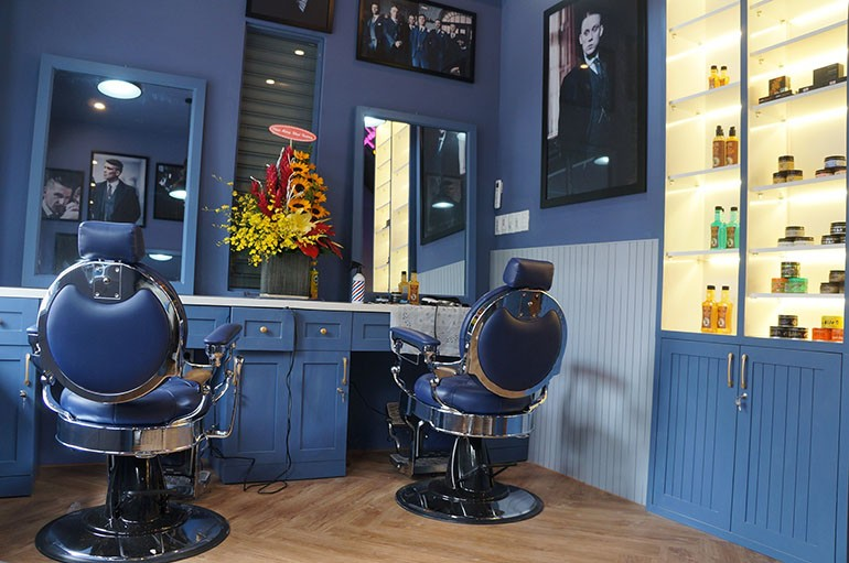 Barber shop là gì? Top 15 Barber Shop nổi tiếng nhất hiện nay - Ảnh: 7