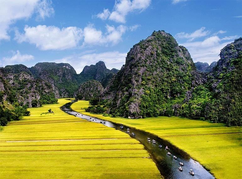 30 cảnh đẹp Việt Nam nổi tiếng phải thử một lần trong đời - Ảnh: 9