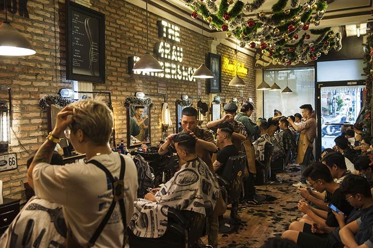 Barber shop là gì? Top 15 Barber Shop nổi tiếng nhất hiện nay - Ảnh: 9