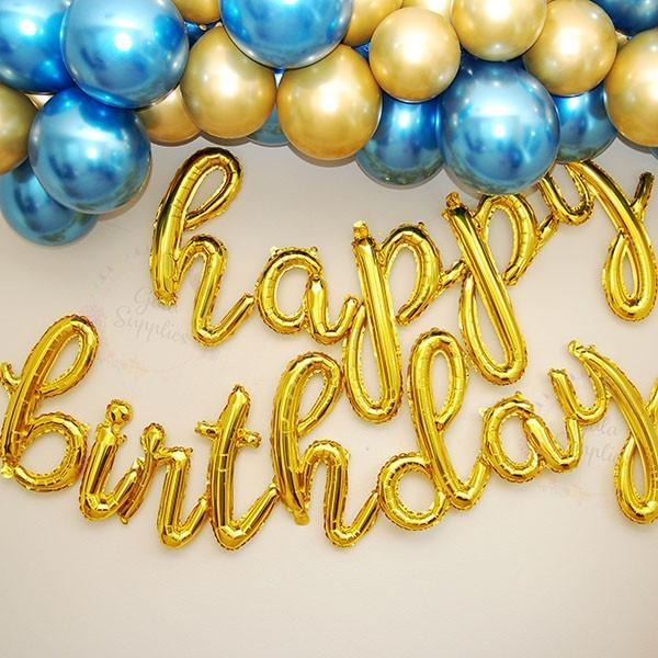 TOP 15 món phụ kiện trang trí sinh nhật không thể thiếu - Ảnh: 9