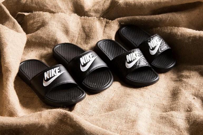 10 đôi dép Nike nam, nữ chính hãng bán chạy nhất thế giới