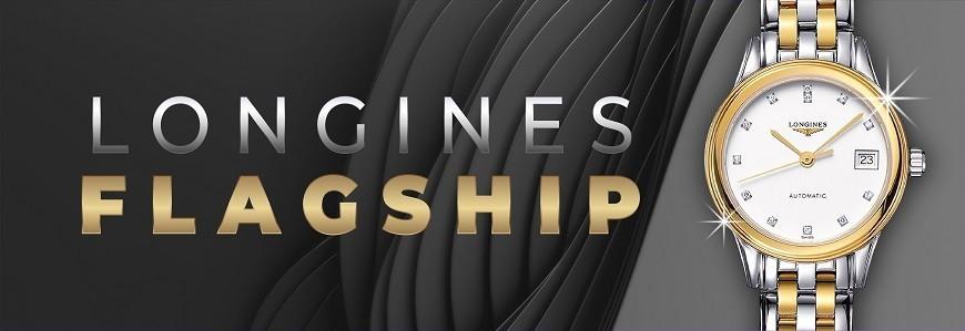 Đồng hồ Longines Flagship chính hãng 100% nhập Thụy Sỹ