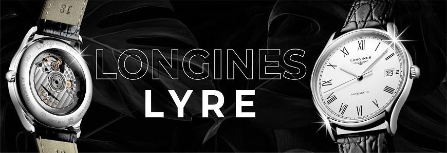 Đồng hồ Longines Lyre chính hãng 100% nhập khẩu Thụy Sỹ