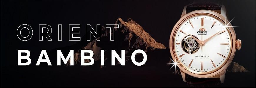 Đồng hồ Orient Bambino chính hãng Nhật 100%, giá tốt nhất