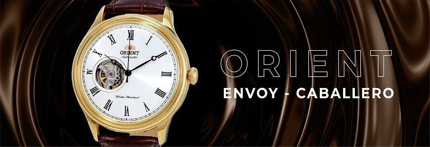 Đồng hồ Orient Caballero (Envoy) chính hãng, giá tốt nhất
