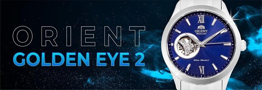 Đồng hồ Orient Golden Eye 2 chính hãng 100% giá tốt nhất