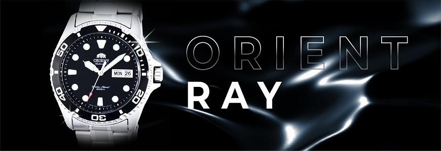 Đồng hồ Orient Ray 1, 2, 3 chính hãng 100% giá tốt nhất