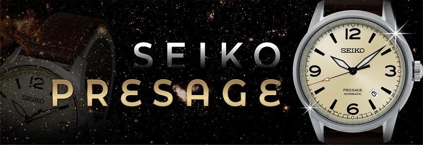 Đồng hồ Seiko Presage chính hãng 100%, mẫu mới, giá tốt
