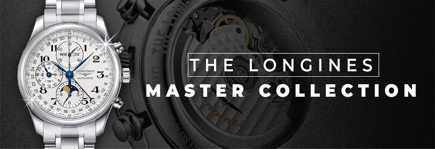 Đồng hồ The Longines Master Collection 100% chính hãng Thụy Sỹ