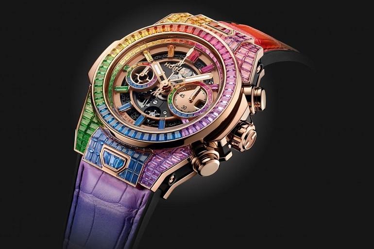 Hướng dẫn mua, thay dây đồng hồ Hublot chính hãng dễ dàng - Ảnh: 16