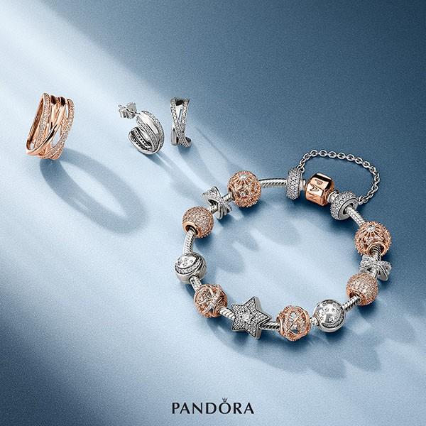 Vòng tay Pandora chính hãng làm bằng chất liệu gì? Có bền không? - Ảnh: 13