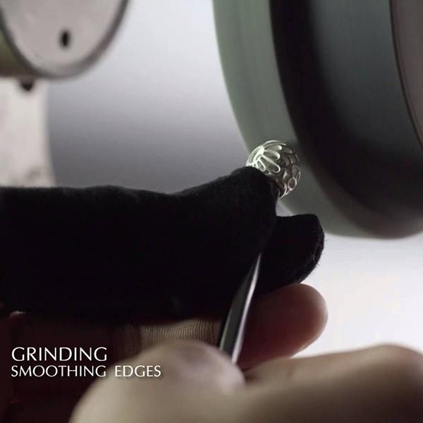 Vòng tay Pandora chính hãng làm bằng chất liệu gì? Có bền không? - Ảnh: 3