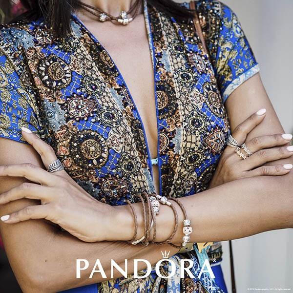 Vòng tay Pandora chính hãng làm bằng chất liệu gì? Có bền không? - Ảnh: 4