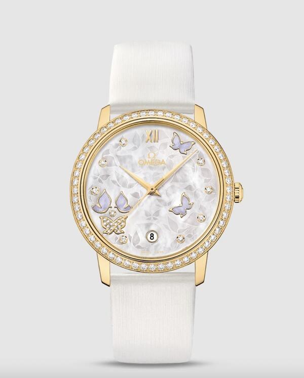 10 chiếc đồng hồ Omega Deville bán chạy nhất mọi thời đại - Ảnh: 10