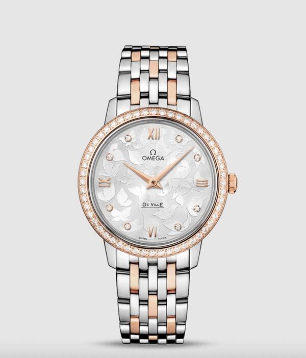 10 chiếc đồng hồ Omega Deville  swiss made bán chạy nhất mọi thời đại - Ảnh: 12