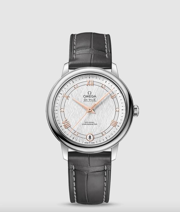 10 chiếc đồng hồ Omega Deville  dây da bán chạy nhất mọi thời đại - Ảnh: 13