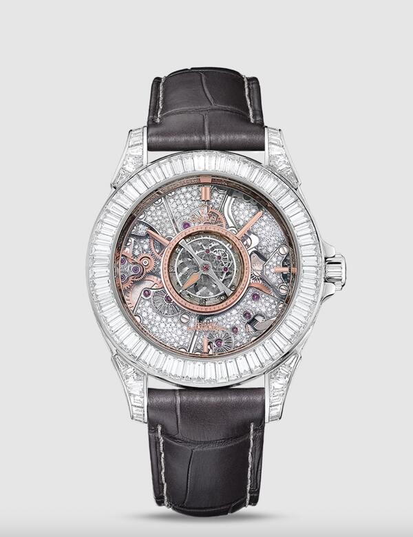 10 chiếc đồng hồ Omega Deville  nữ chính hãng bán chạy nhất mọi thời đại - Ảnh: 15