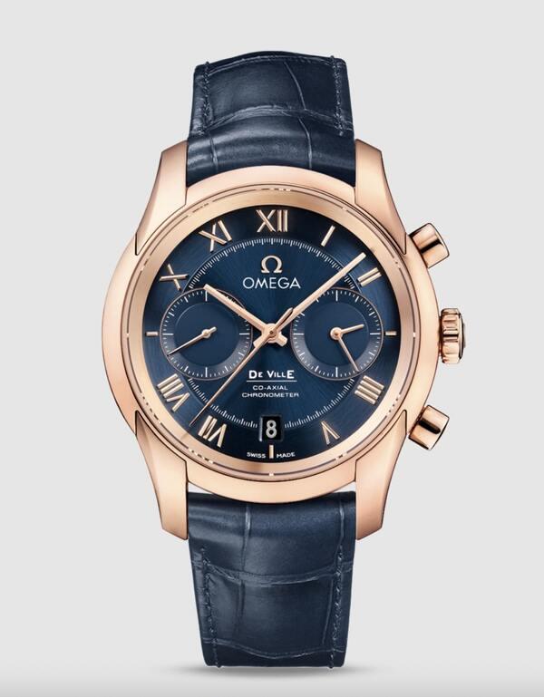 10 chiếc đồng hồ Omega Deville bán chạy nhất mọi thời đại - Ảnh: 5